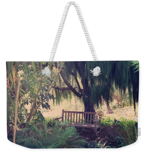 Forgotten.... Weekender Tote Bag
