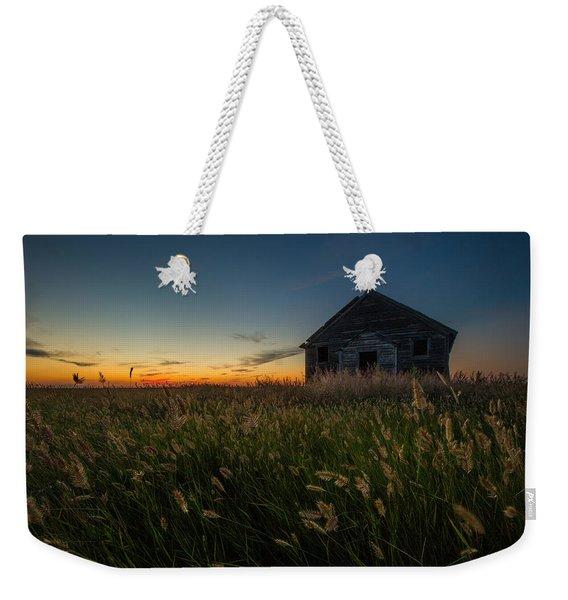 Forgotten On The Prairie Weekender Tote Bag