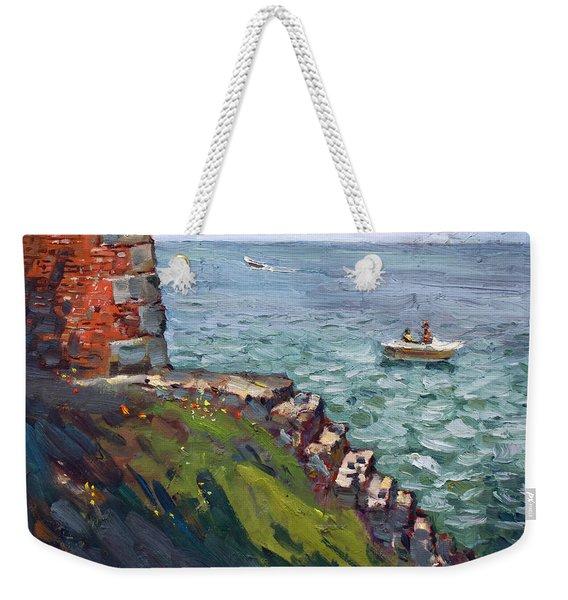 Fort Niagara By Lake Ontario Weekender Tote Bag