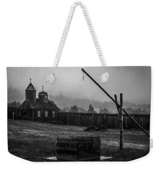 Fort Ross Weekender Tote Bag