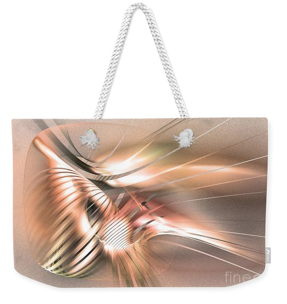 Found By Nile - Abstract Art Weekender Tote Bag