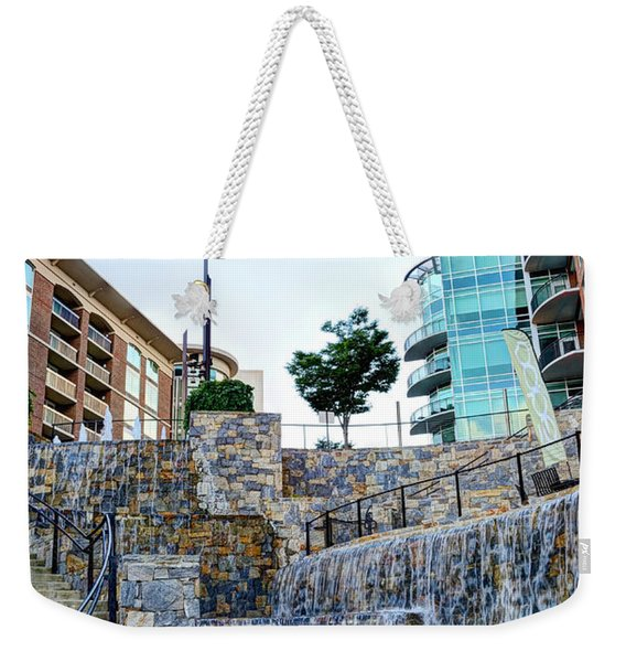 Fountains Weekender Tote Bag