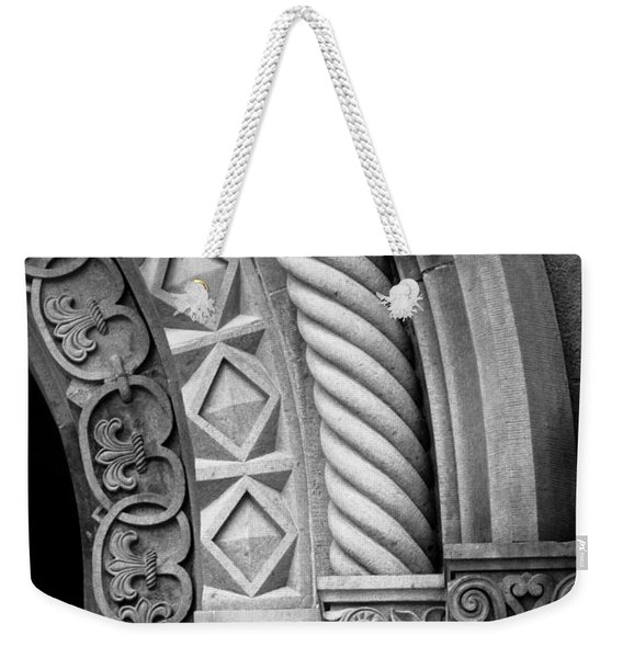 Four Arches Weekender Tote Bag