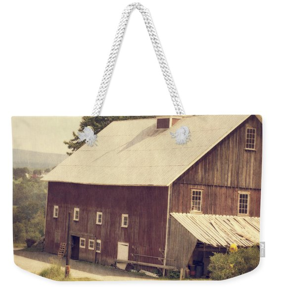 Four Corners Farm Vermont Weekender Tote Bag