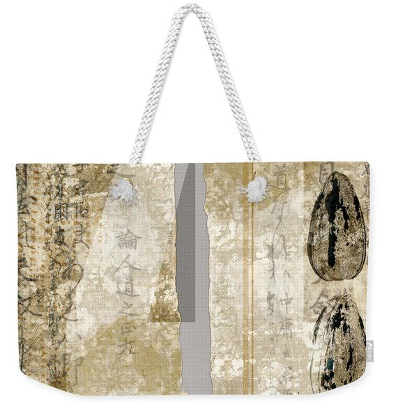Four Seeds  Weekender Tote Bag