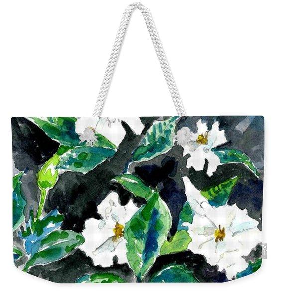 Fragrant Beauty  Weekender Tote Bag
