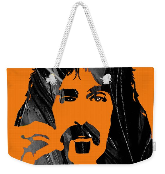 Frank Zappa Collection Weekender Tote Bag