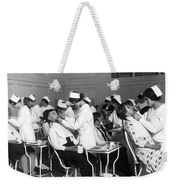 Free Dental Help For Children Weekender Tote Bag