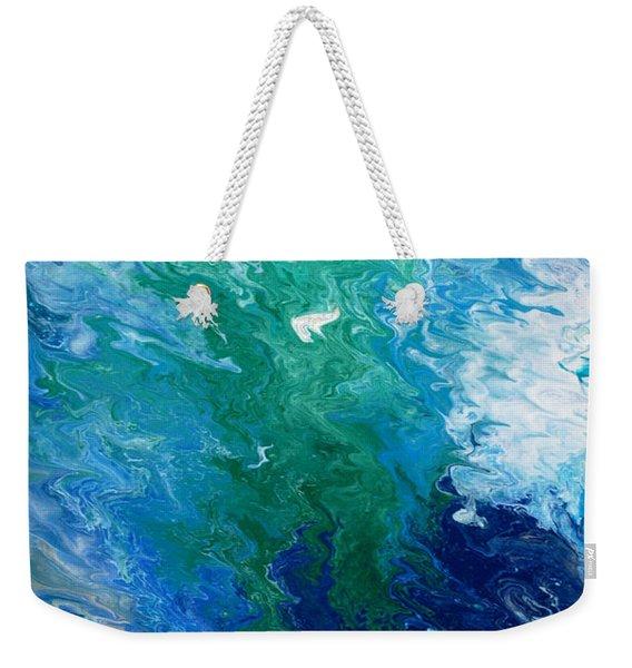 Free Spirit 6 Weekender Tote Bag