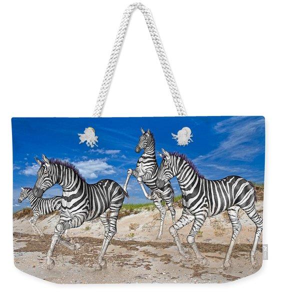 Freedom Fun Forever Weekender Tote Bag