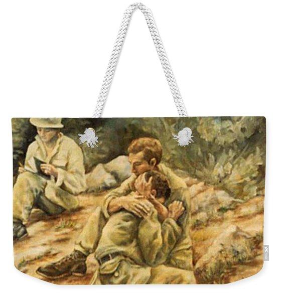 Freedom Isn't Free Weekender Tote Bag