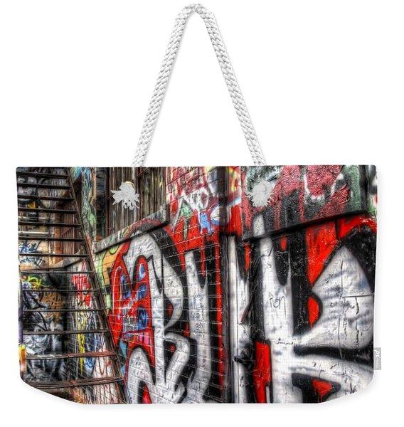 Freestyle Walking Weekender Tote Bag