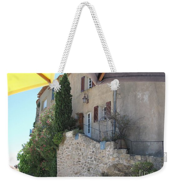French Riviera - Ramatuelle Weekender Tote Bag