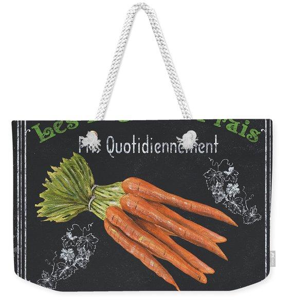 French Vegetables 4 Weekender Tote Bag