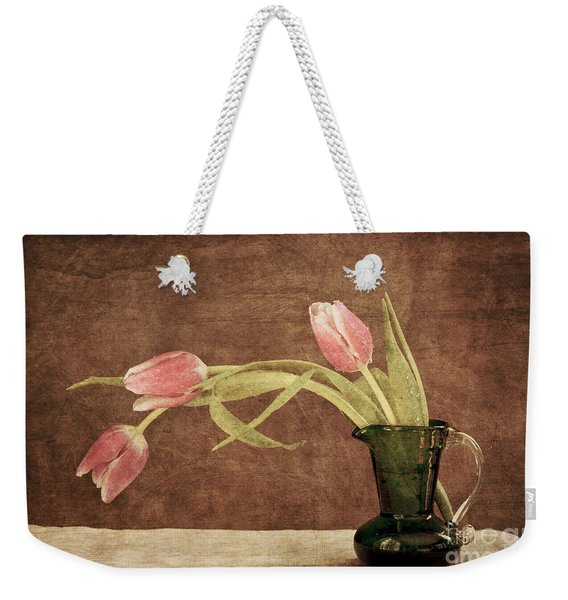 Fresh From The Garden II Weekender Tote Bag