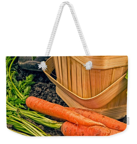 Fresh Garden Vegetables Weekender Tote Bag