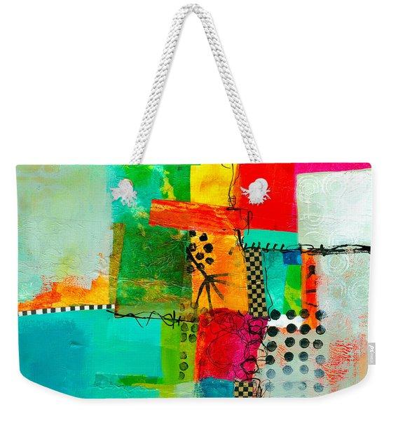 Fresh Paint #5 Weekender Tote Bag