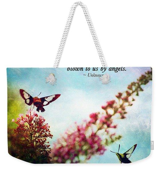 Friends Are .....  Weekender Tote Bag