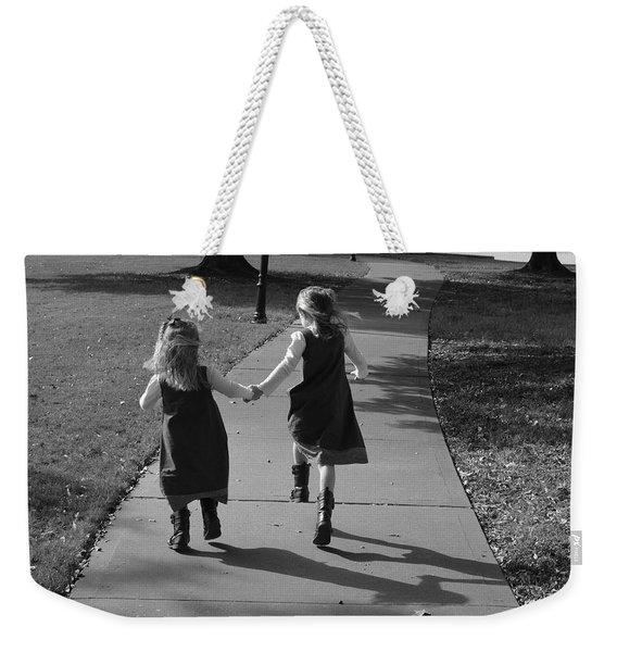 Friends Forever Weekender Tote Bag