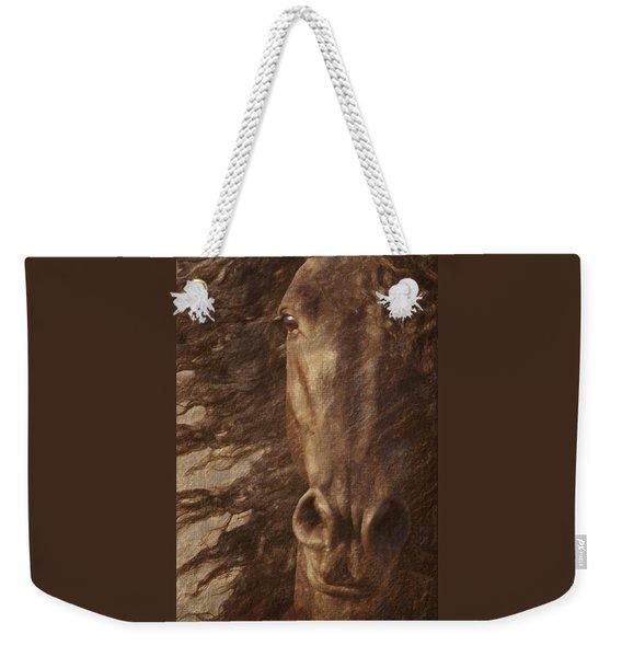 Friesian Spirit Weekender Tote Bag