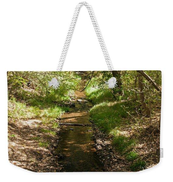 Frijole Creek Bandelier National Monument Weekender Tote Bag