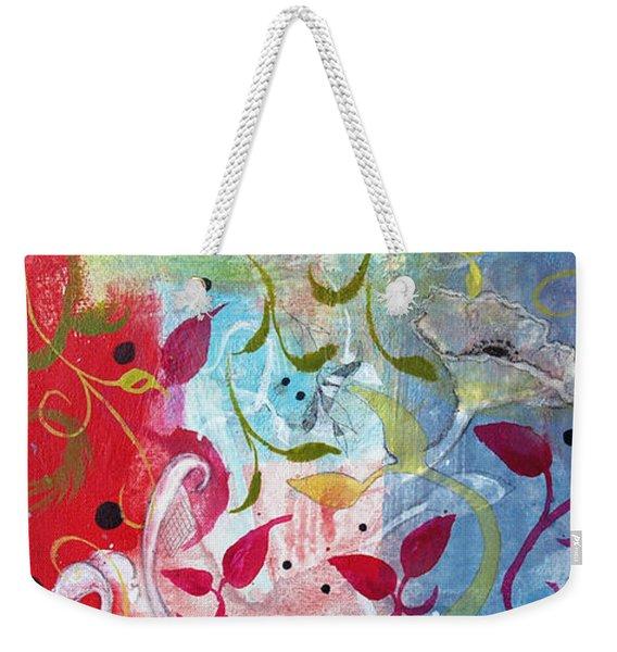 Frolic Weekender Tote Bag