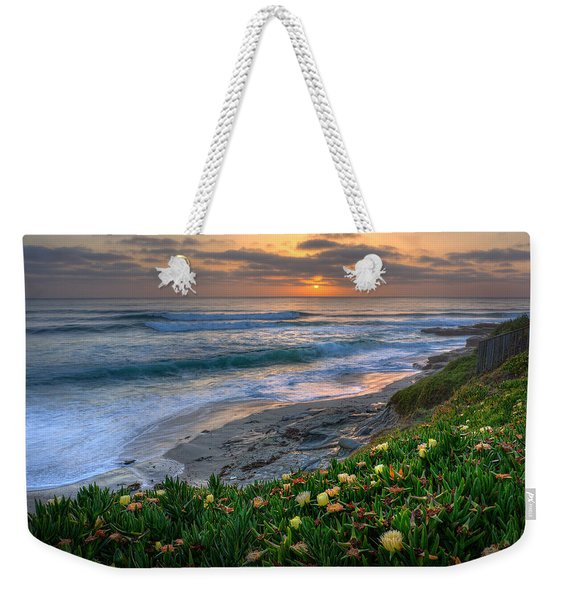 From Above Weekender Tote Bag