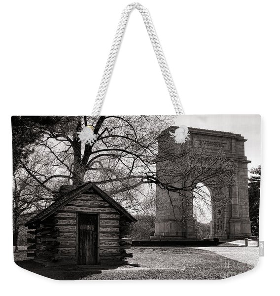 From Humble To Glorious Weekender Tote Bag