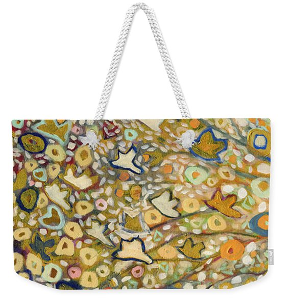From Out Of The Rubble Part A Weekender Tote Bag