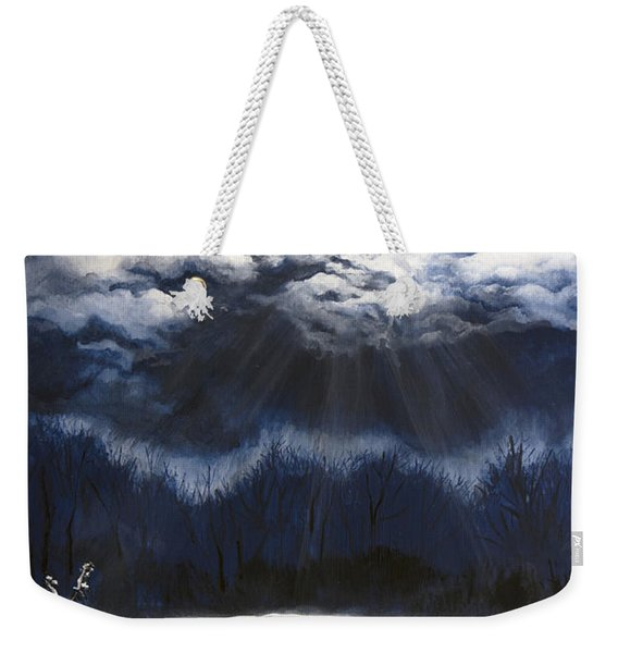 From The Midnight Sky Weekender Tote Bag