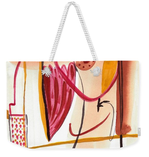 From Within 1 Weekender Tote Bag