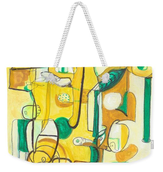 From Within 10 Weekender Tote Bag