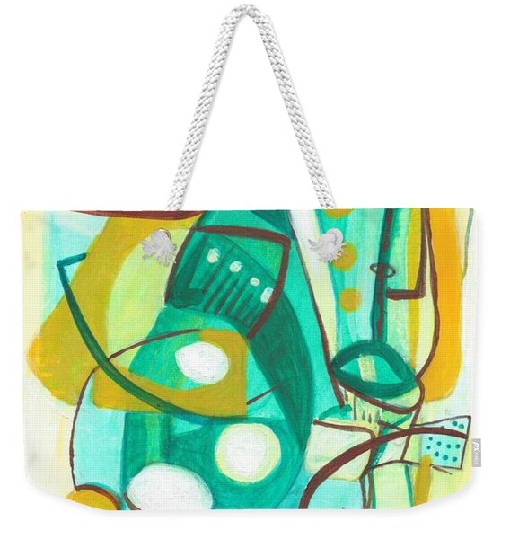 From Within #16 Weekender Tote Bag