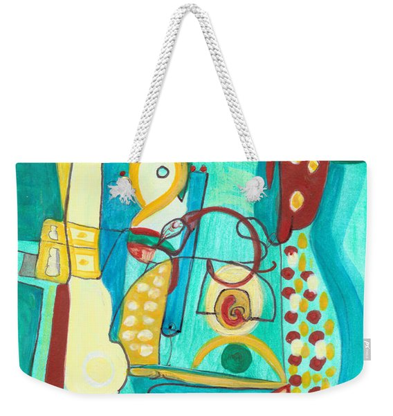 From Within #20 Weekender Tote Bag