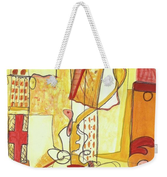 From Within 3 Weekender Tote Bag