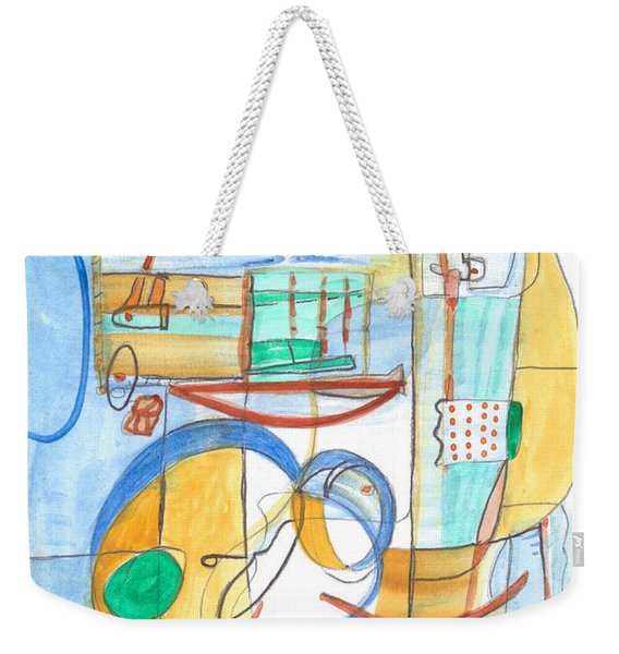From Within 6 Weekender Tote Bag
