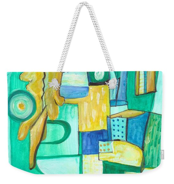 From Within 9 Weekender Tote Bag