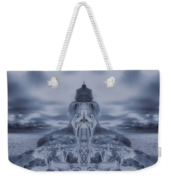 Frozen Dream On The Coast Weekender Tote Bag