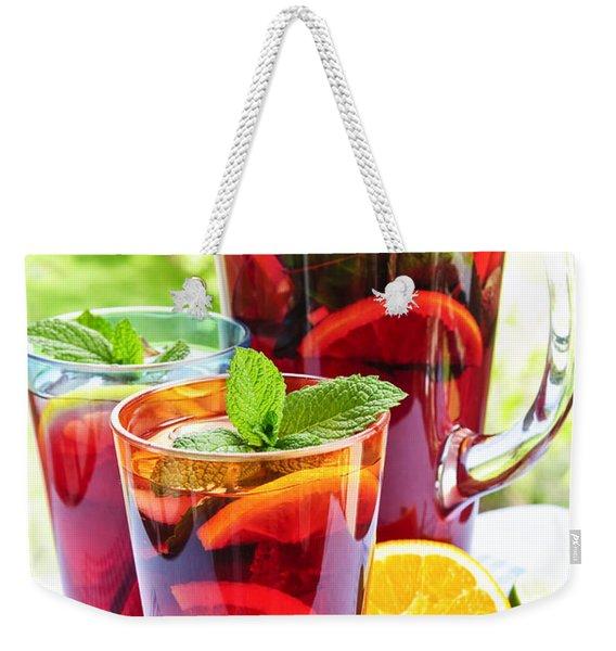 Fruit Punch  Weekender Tote Bag