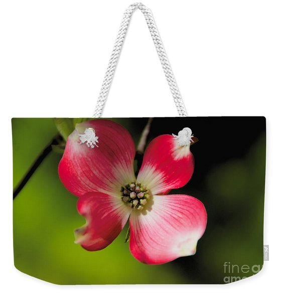 Fruit Tree Flower Weekender Tote Bag