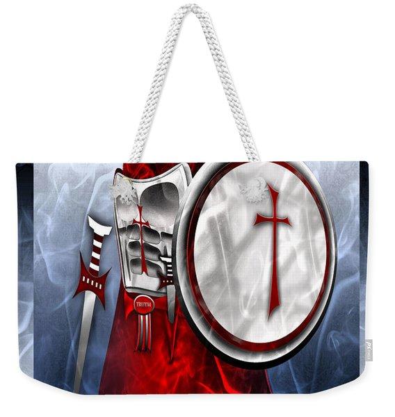 Full Armor Of God Weekender Tote Bag
