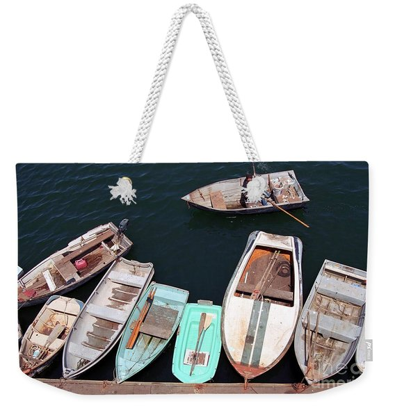 Full Dock Weekender Tote Bag
