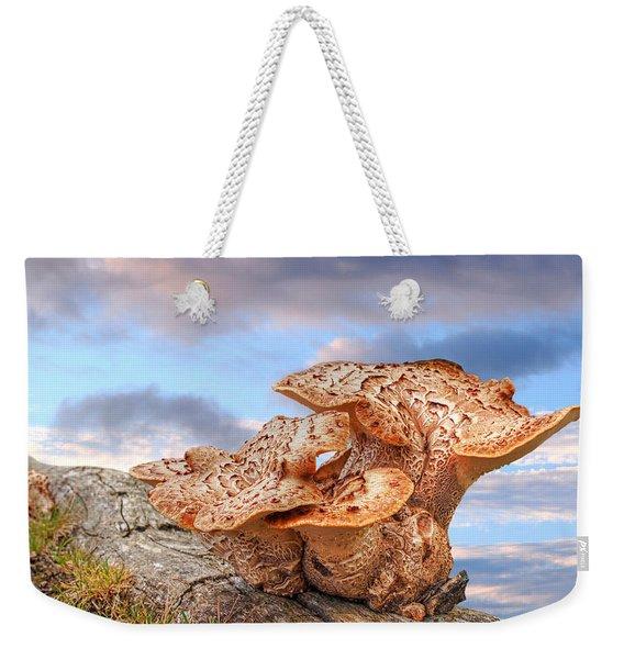 Funky Fungi Weekender Tote Bag