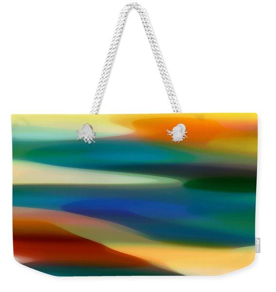 Fury Seascape 5 Weekender Tote Bag
