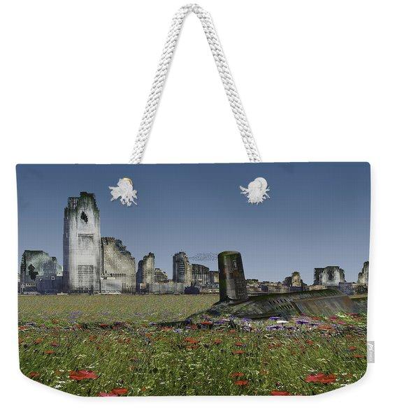 Gaias Children Weekender Tote Bag
