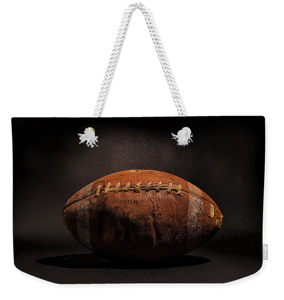 Game Ball Weekender Tote Bag