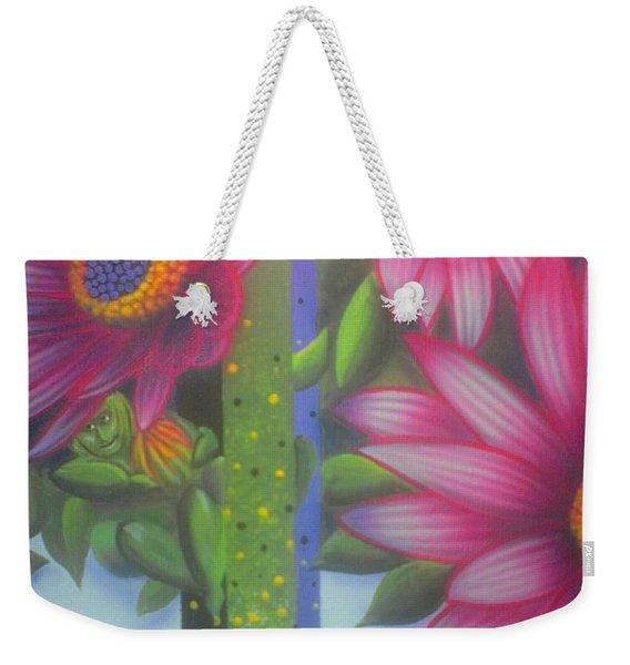 Garden Guardian Weekender Tote Bag