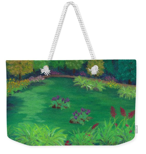 Garden In The Woods Weekender Tote Bag