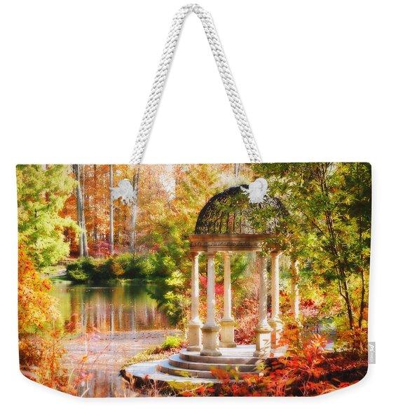 Garden Of Beauty Weekender Tote Bag