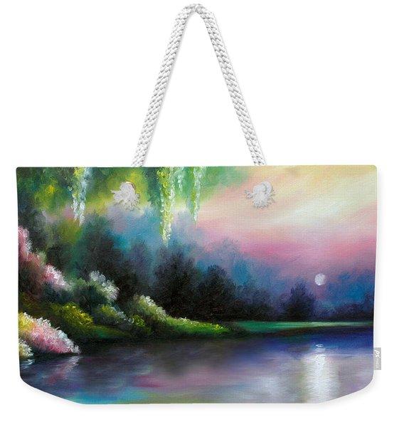 Garden Of Eden I Weekender Tote Bag